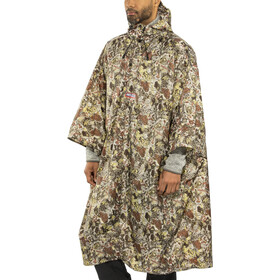 Helsport Poncho, camouflage mountain